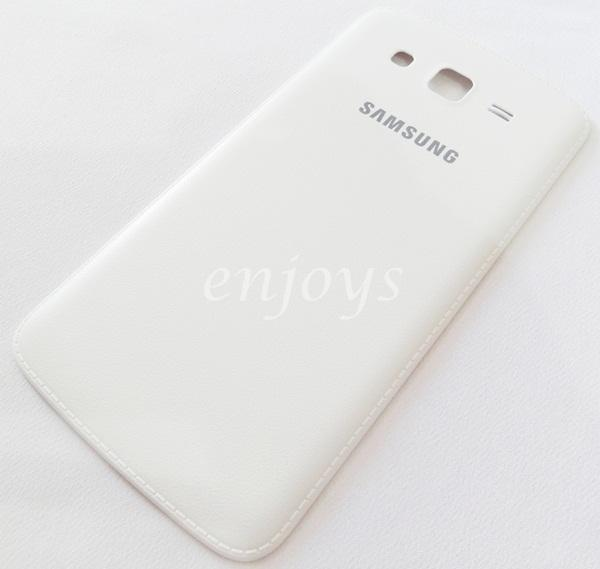 Real ORIGINAL HOUSING Battery Cover Samsung Galaxy Grand 2 G7102 ~WHT