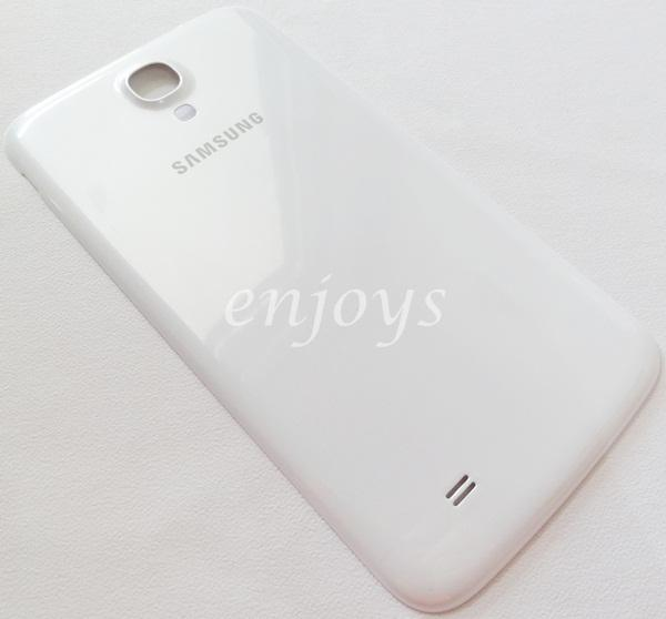 Real ORIGINAL HOUSING Battery Cover Samsung Galaxy Mega 6.3 i9205 ~WHT