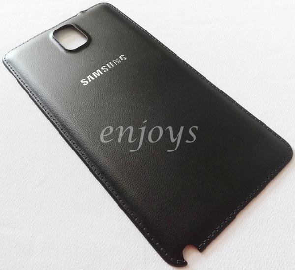 Real ORIGINAL HOUSING Battery Cover Samsung Galaxy Note 3 N9005 ~BLACK
