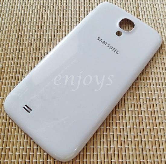 Real ORIGINAL HOUSING Battery Cover Samsung I9500 Galaxy S4 ~WHITE