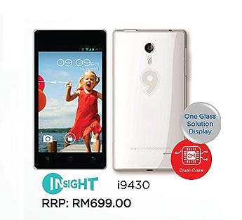 Rebate Ninetology Insight I9430 Smartphone