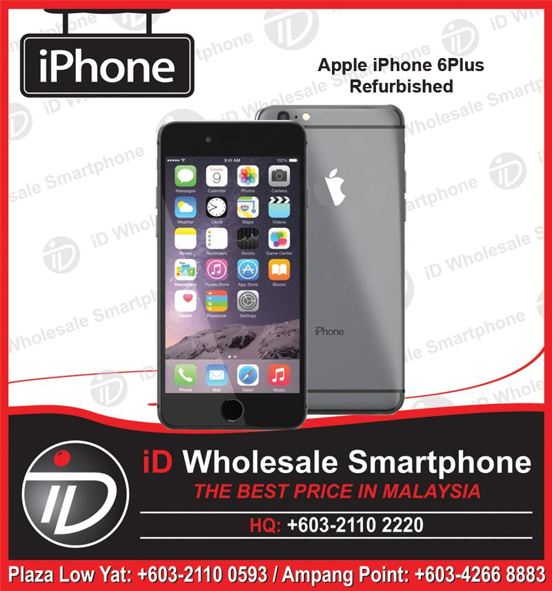 (Recond) Iphone 6+ Plus LTE 4G, 16/64/128GB All Colors READY STOCKS