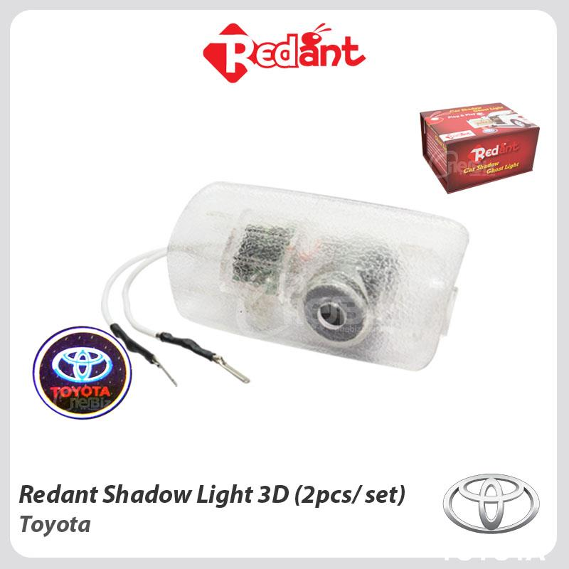 Redant Shadow Light 3D For Toyota (2pcs/Set)
