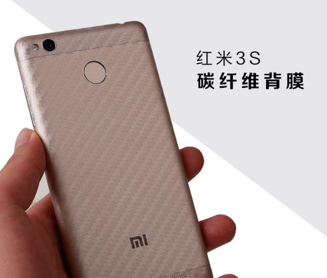 REDMI 2 3S NOTE 2 3 4 PRO Mi5S PLUS MI MAX FIBER BACK Screen Protector