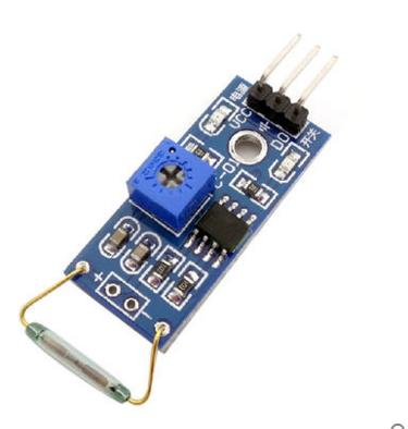 Reed switch module for arduino/raspberry pi