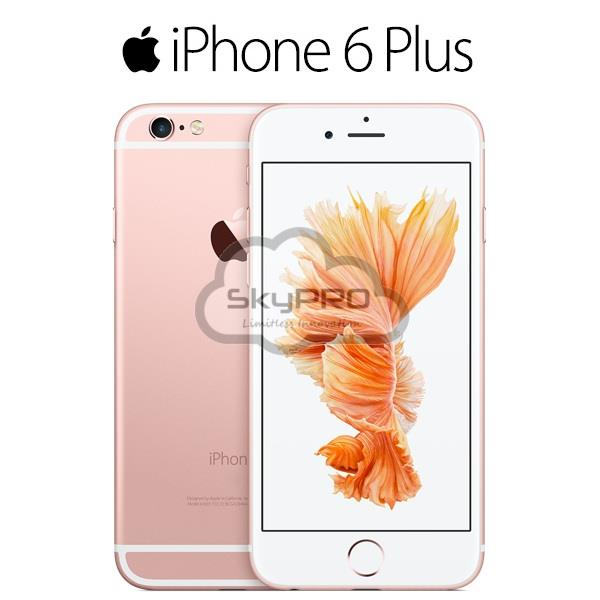 Refurbished Apple Iphone 6 Plus 16gb Rose Gold [With FINGERPRINT]