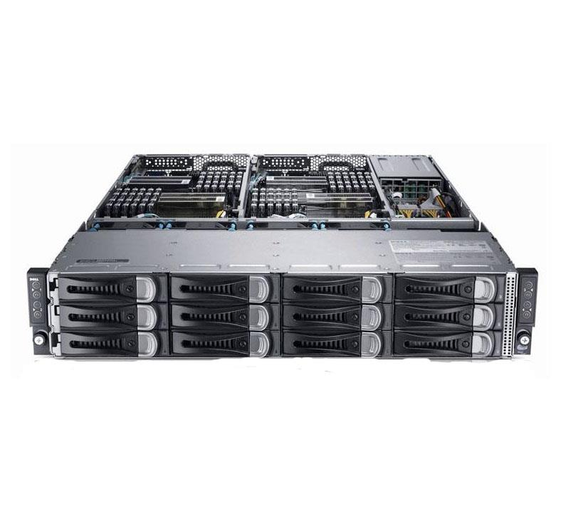 (Refurbished) DELL PowerEdge c6100 Rack Server (8 x E5520,64GB)