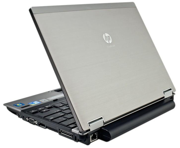 Refurbished HP EliteBook 2540P 2.13GHz Core i7 4GB/250GB/DVD-RW/12.1
