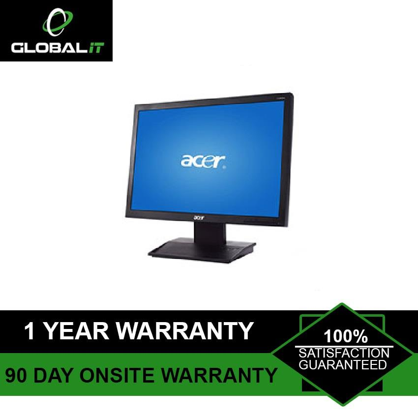 (Refurbished Monitor)ACER 19″ LCD MONITOR WIDE