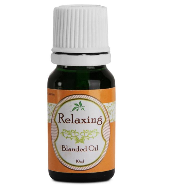 Relaxing Blended Oil