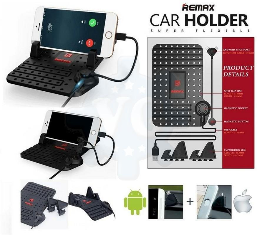 Remax car holder phone pad with magn end 7 17 2017 4 15 pm - Notepad holder for car ...