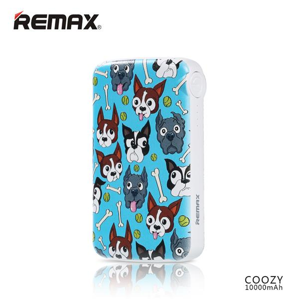 Remax Coozy 10000mah Dual Ports Powerbank CZ005 Graffiti Art Design