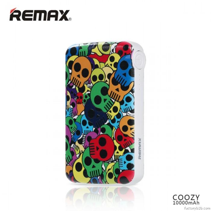 Remax Coozy Design 10000mAh Portable Battery Power Bank CZ-002Coozy