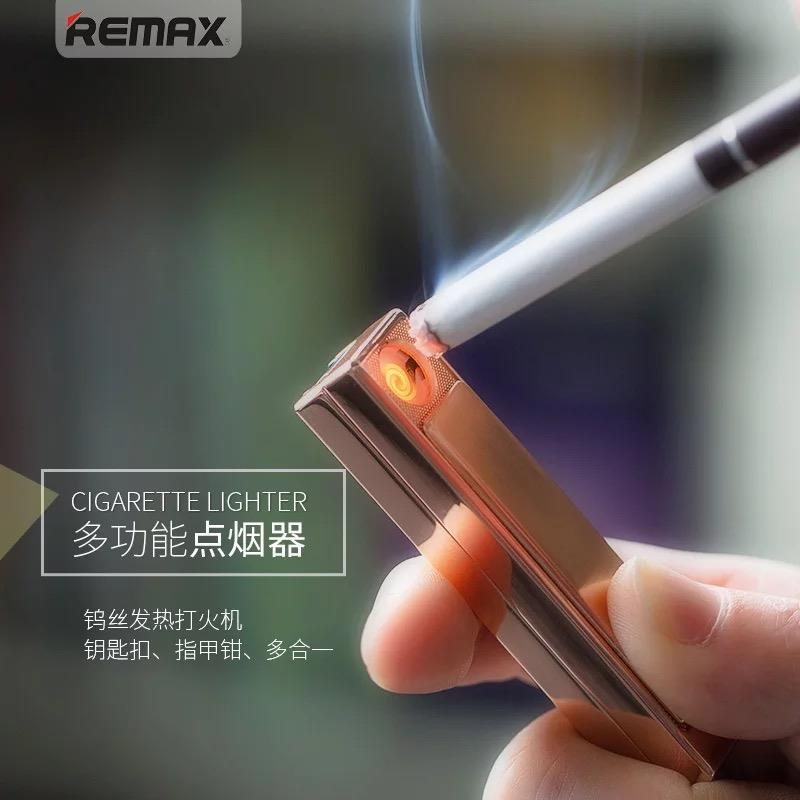 Remax J-01 USB Rechargeable Cigarette Lighter