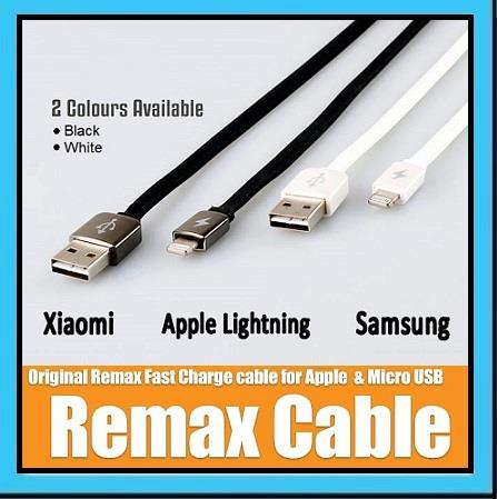 REMAX KingKong Fast Charging Apple Lightning / Micro USB Data Cable