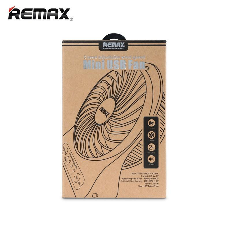 REMAX MINI USB FAN - 3 SPEED