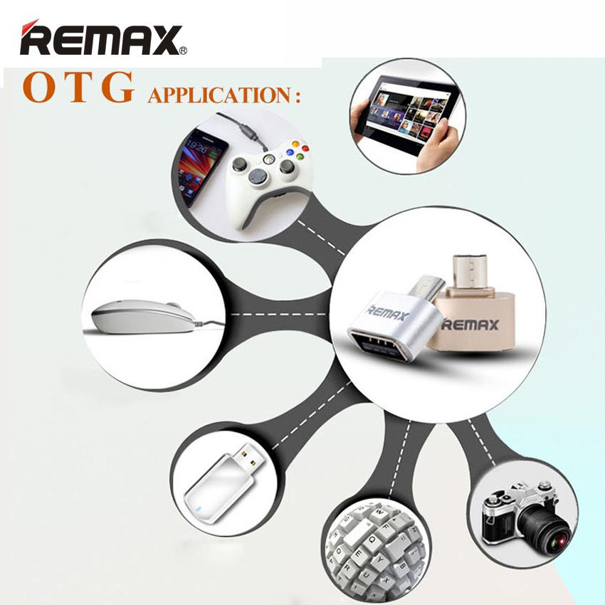 REMAX ORIGINAL OTG For Android RA-OTG