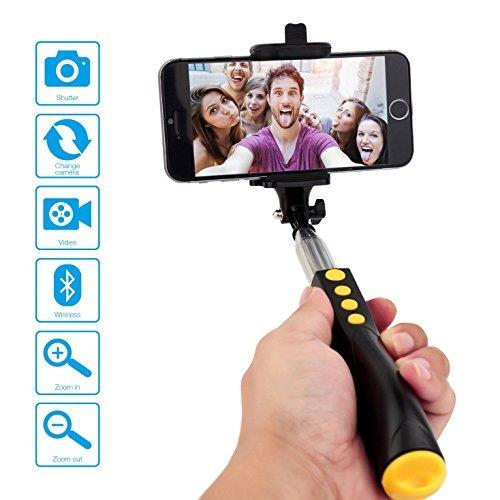 Remax P2 Multi-functional Bluetooth Photo-taking Monopod Selfie Stick