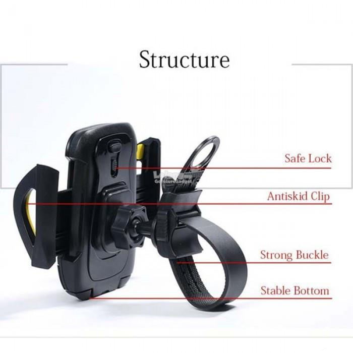 REMAX RC-08 BYCYCLE PHONE HOLDER MOUNT