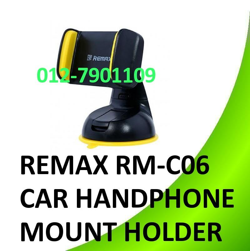 Remax RM-C06 Flexible 360 Rotation Car Mount Holder