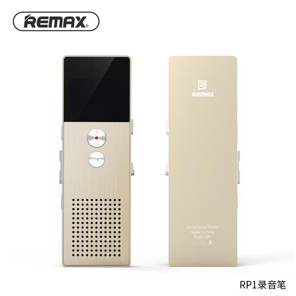 Remax RP 01 Voice Recorder With Built-in 8GB