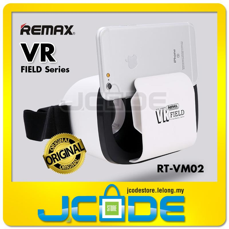 Remax RT-VM02 Field series 3D VR Virtual Reality Glasses