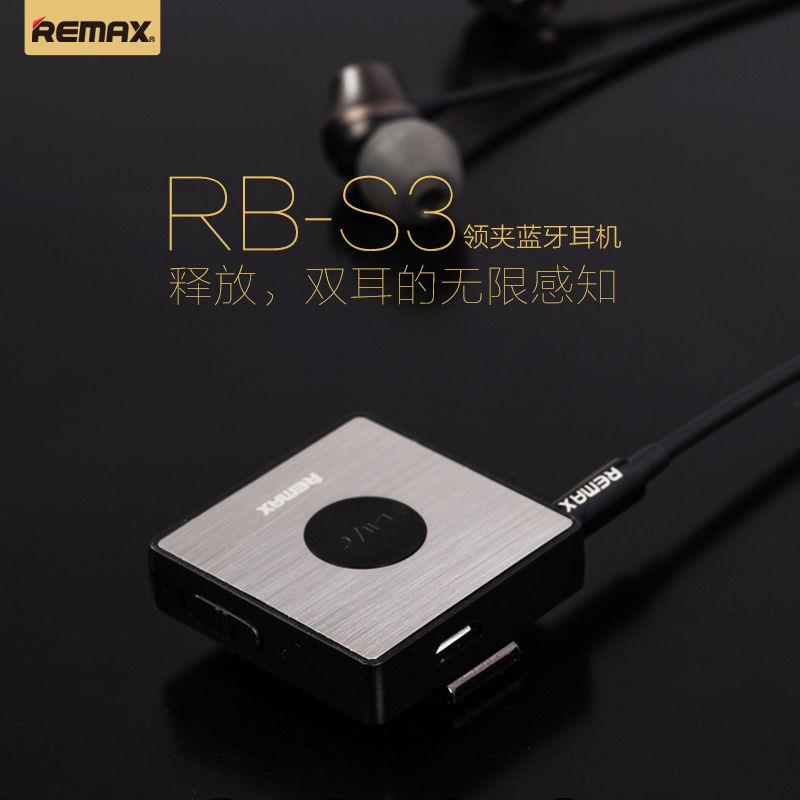 Remax S3 Sport Clip-On Bluetooth Headset