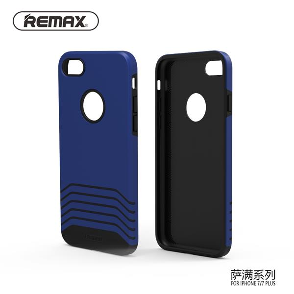 REMAX SAMAN iPhone 7 Plus PC TPU Case Blue