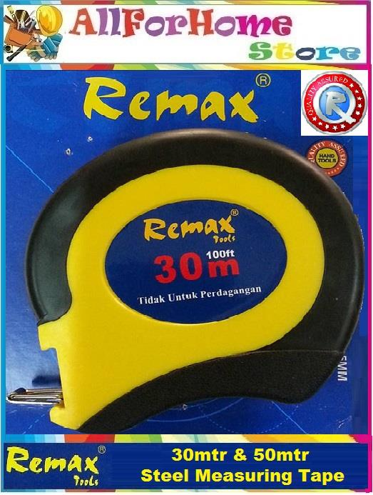 REMAX Steel Measuring Tape