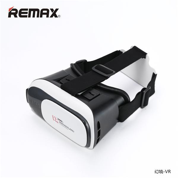 Remax VR - Virtual Reality Glasses Fantasy Land