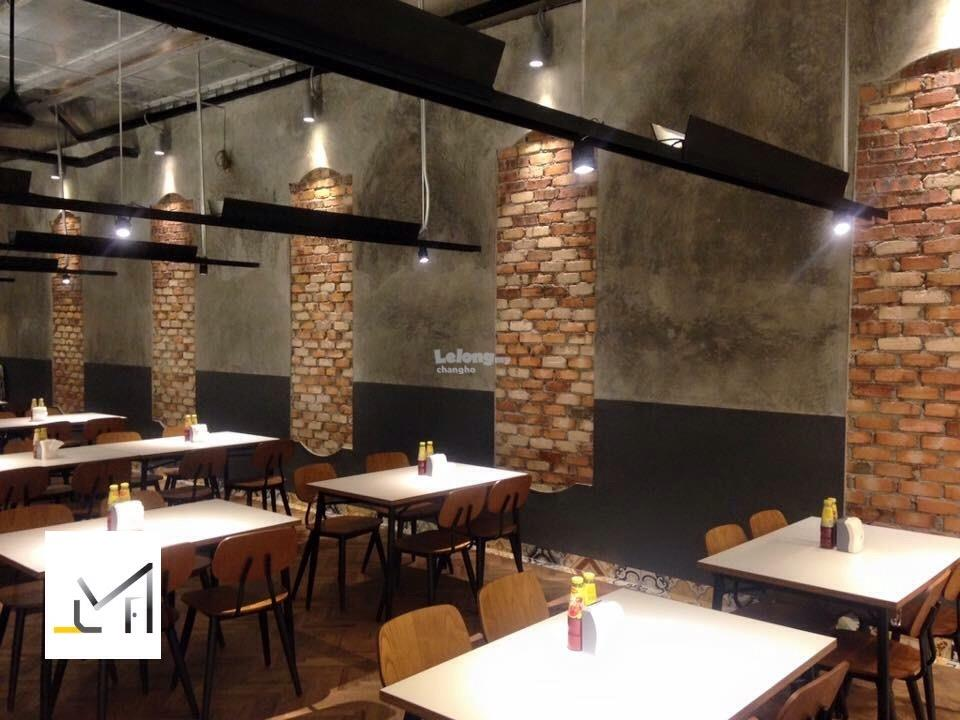 Renovation for Office, Cafe & Restaurant