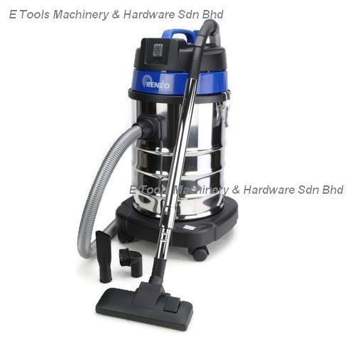 RENZO RZ-V30L WET & DRY VACUUM CLEANERS