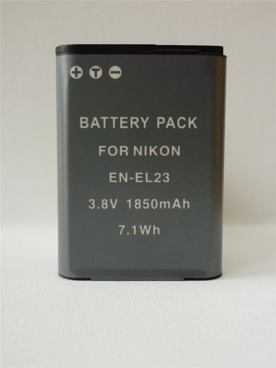 Replacement Battery for Nikon EN-EL23