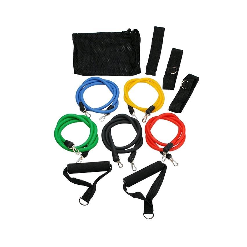 Resistance Bands Tubes GYM Exercise (end 1/28/2018 4:15 PM)