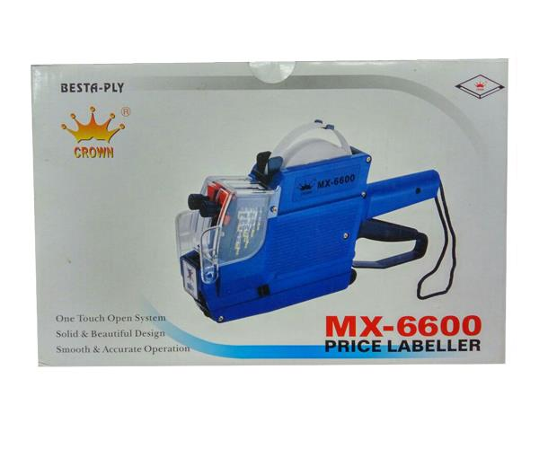 Retail Store Price Label Gun MX-6600