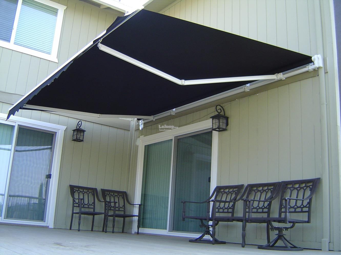 Retractable Motorized Awning End 12 11 2016 12 15 Pm