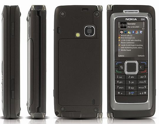 ++ RETRONS ++ NOKIA E90 REFURBISHED
