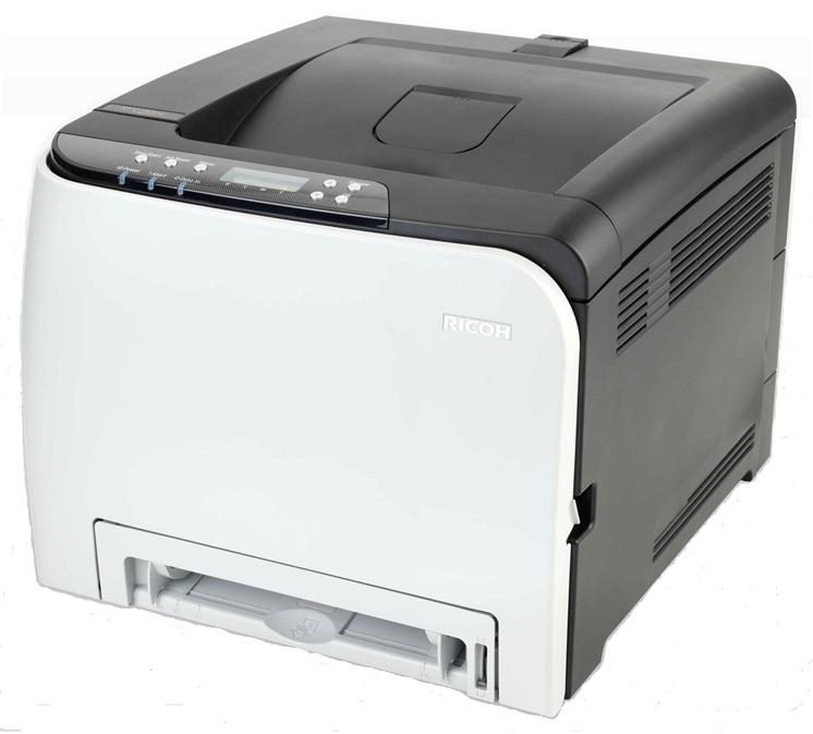 Ricoh SP C250DN Color Laserjet Printer - Network & Duplex Ready