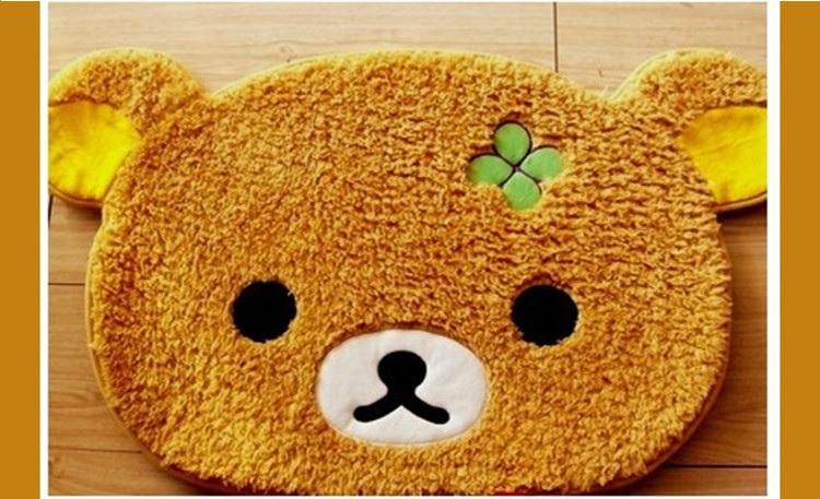 Rilakkuma SOft Plush Indoor Decorative Mat Ready Stock