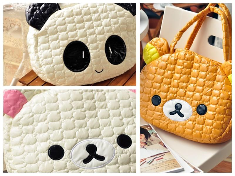 Rilakkuma Soft Shining PU Bag (Ready Stock)