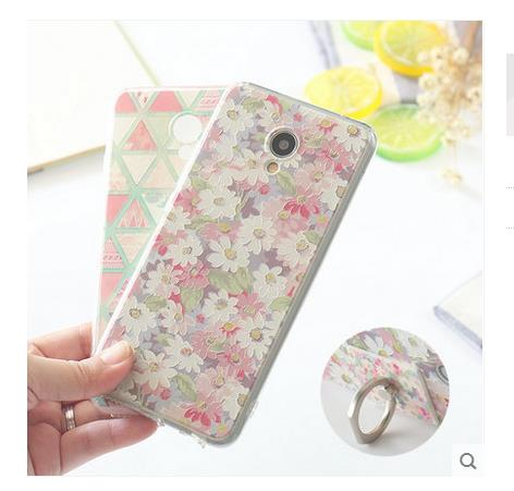 @Ring Huawei Mate 9 MEIZU MX 6 mx6 Mate9 Back Case Casing Cover
