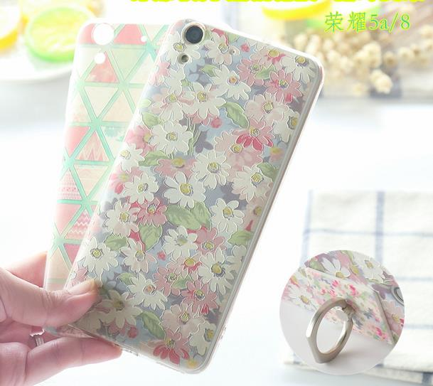 @Ring Huawei P8 P8 Lite Back Case Cover Casing