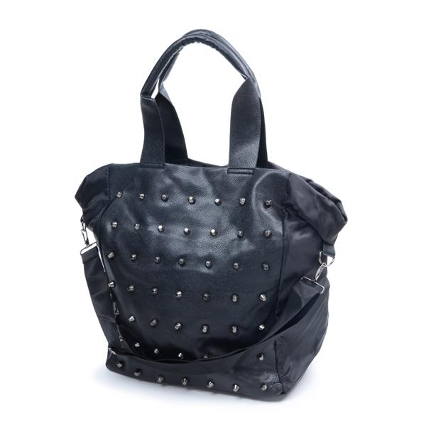 Rivet Large Capacity Woman Bag