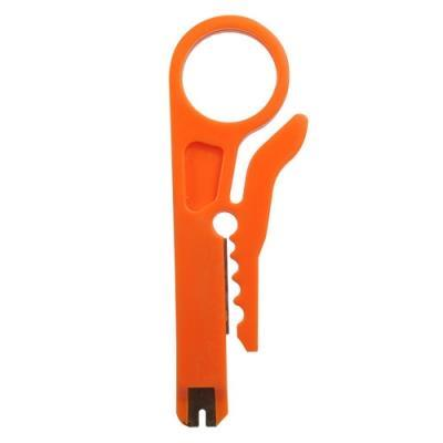 RJ45 Cat5 Punch Down Network UTP Cable Cutter Stripper, F509