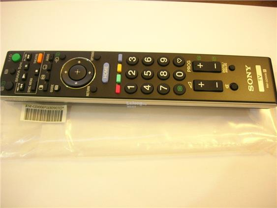 RM-GD006 ORIGINAL SONY REMOTE RMGD006 NEW 1-480-903-12 148090312