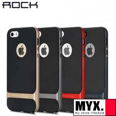 ROCK Apple iPhone5/5s/SE Soft silicone Ultra-thin Casing Case Cover