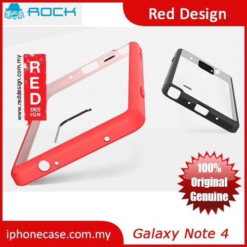 Rock Enchanting Series 2H Back Cover Case for Samsung Galaxy Note 4 -