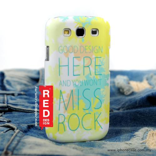 Rock Fantasy Colorful Ultra Thin Back Cover Case for Galaxy S3 i9300 -
