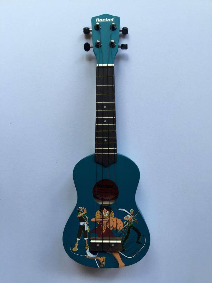 ROCKET GM113 UKULELE