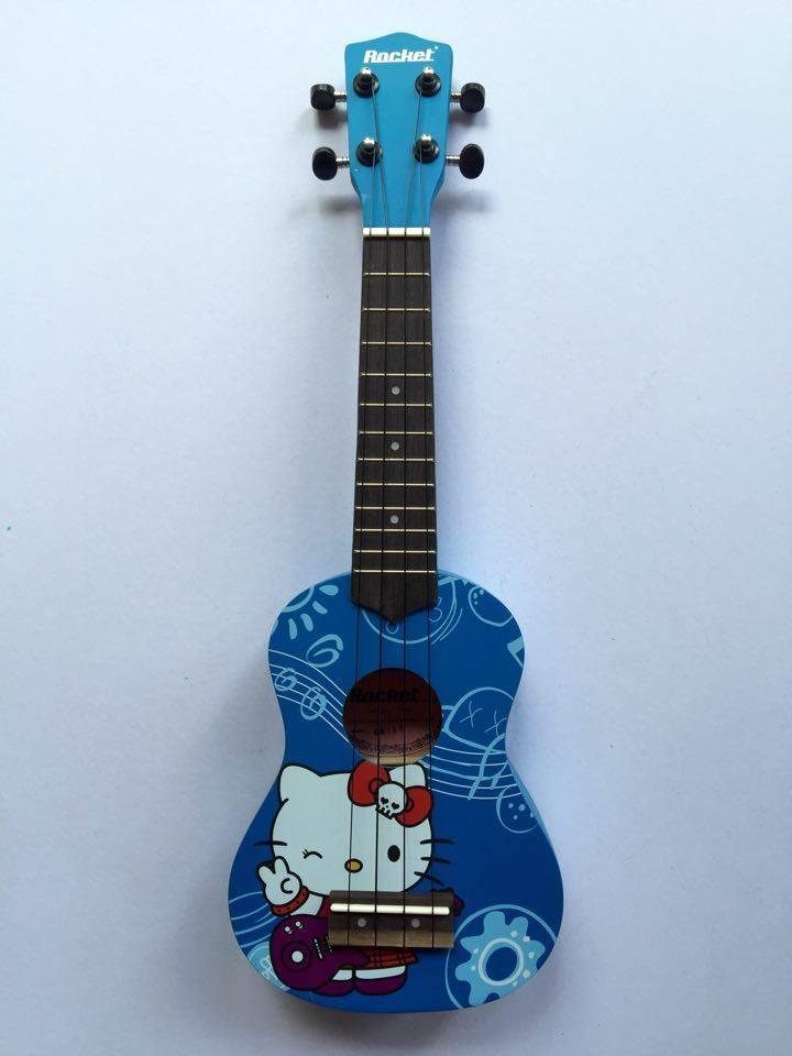ROCKET GM115 UKULELE